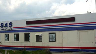 Bulgaristan'a vagon ihracatı başladı