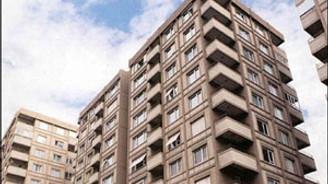 Konut satışları düşüşte, ticari binalar artıyor
