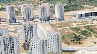 TOKİ'nin yeni hedefi 500 bin konut