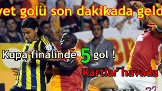 Süper Kupa şampiyonu Galatasaray