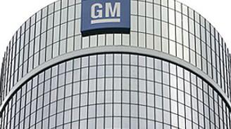 GM, ABD'deki tesisleri için hükümet yardımı arıyor