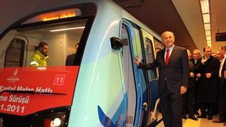 Metro maliyetleri için denetim yapılmalı