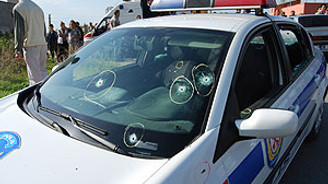 İskenderun TEM'de çatışma: 2 polis şehit