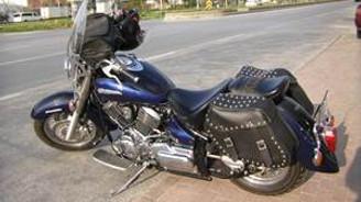 Motosiklet çantası mevzuata takıldı