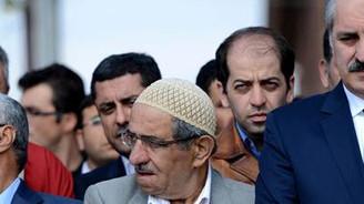 Gülen'in cenazesine Kurtulmuş da katıldı