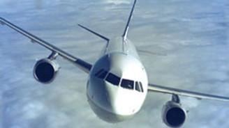 Hava ulaşımına sis engeli