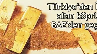 İran altın ambargosunu BAE ile deliyor