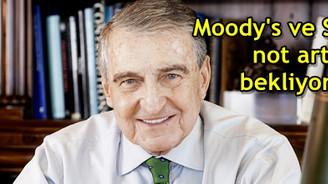 Koç: Moody's ve S&P'den not artışı bekliyorum