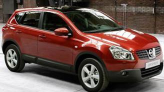 Nissan Qashqai için kredi kampanyası