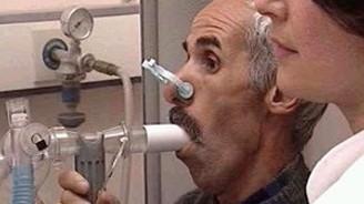 Türkiye'de 5 kişiden 1'i KOAH hastası