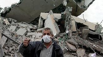 Filistin'den Gazze'ye 2 milyon dolarlık yardım