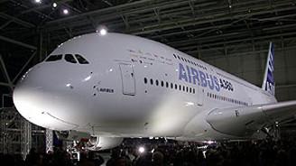 Çin, Airbus A380'i hizmete sokuyor