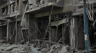BMGK Suriye'deki bombalı saldırıları kınayamadı