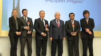eTR Ödülleri 10. kez sahiplerini buldu