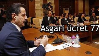 Asgari ücret 774 lira