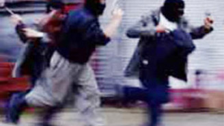 Diyarbakır'da banka soygunu