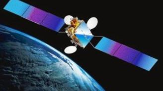 ABD uydusu Kanada'ya düştü