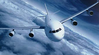 Mısır uçağında bomba paniği
