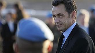 Sarkozy'den kurtulmuş olduk