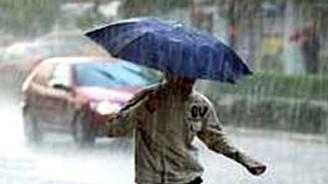 Yurtta yağış alarmı