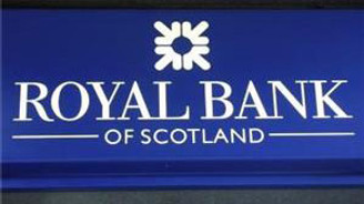 Royal Bank of Scotland zarar etti