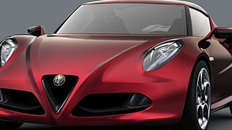 Alfa Romeo 4C'nin lansmanı Cenevre'de