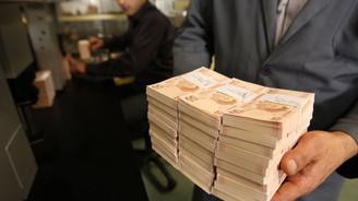 Dört aylık bütçe açığı 15.8 milyar lira