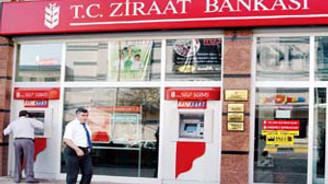 Ziraat Bankası 3.7 milyar lira kar etti
