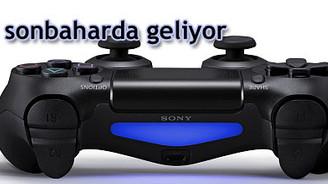 PS4, sonbaharda geliyor