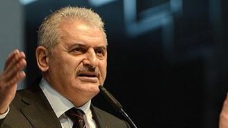 Yıldırım, AK Parti İzmir  ilçe adaylarını tanıttı