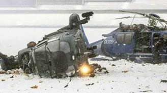 Kolombiya'da helikopter kazası: 5 ölü