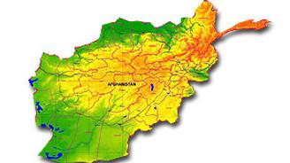 Afganistan'da iki istifa