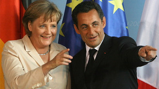 Sarkozy- Merkel denetim istedi