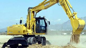 Beyşehir Gölü kıyısında kazı yapılıyor
