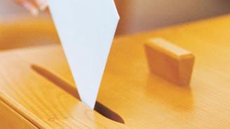 Yerel seçimde sandık başına seçmen sayısı 320