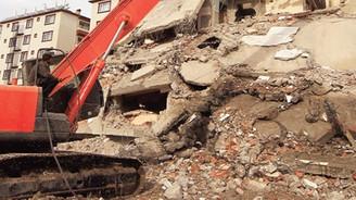 Fikirtepe'de inşaatlar marta kaldı