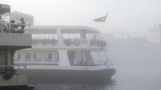 Çanakkale Boğazı'ndaki sis etkisini azalttı