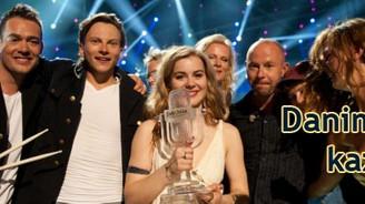 Eurovision'un galibi Danimarka