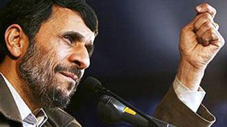 Ahmedinejad, Esad ile bir araya geldi