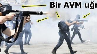 Taksim Meydanı'nda müdahale sürüyor