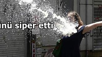 """""""Gezi Parkı"""" olayları sürüyor"""