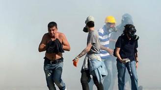 Gezi Parkı davasında cop ve biber gazı