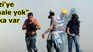 "Gezi'ye ""müdahale yok"" abluka var"