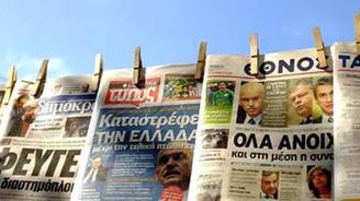 Yunan basını greve gidiyor