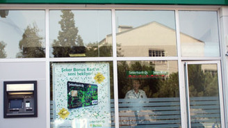 Şekerbank'ın karı yüzde 33 arttı