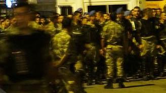 Boğaz Köprüsü'ne askeri birlik konuşlandırıldı