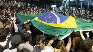 Brezilya'da halk ayaklanması devam ediyor
