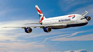 British Airways'in zararı 1 milyar doları geçti