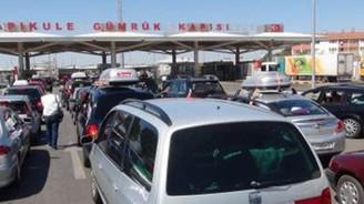 Bulgar Bakan 'ceza yok' sözü verdi Kapıkule açıldı