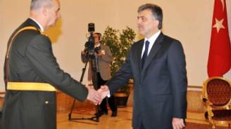 Cumhurbaşkanı Gül, Org. Başbuğ ile görüştü
